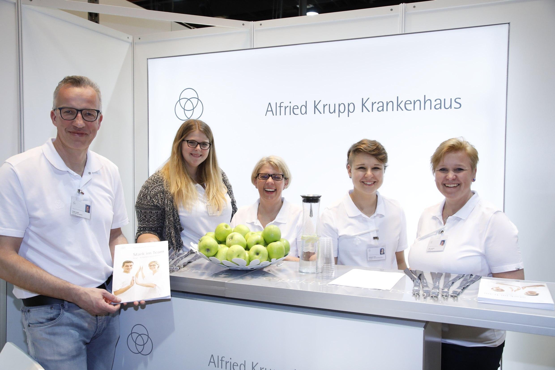 Alfried Krupp Krankenhaus | Krankenpflegeschulen Alfried Krupp ...