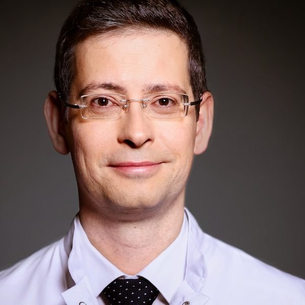 Prof. Dr. med. Dr. (Univ.-Verona) Florian Ebner