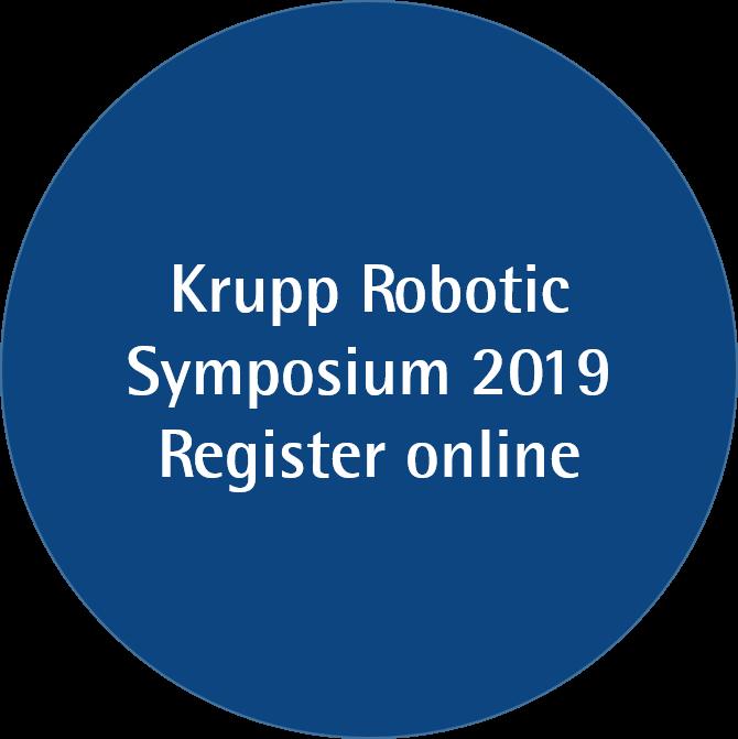 Button Krupp Robotic Sign Up