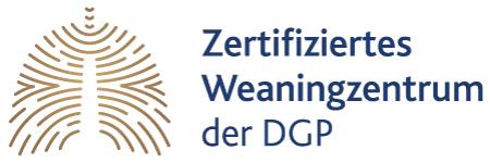 Logo Weaningzentrum der DGP
